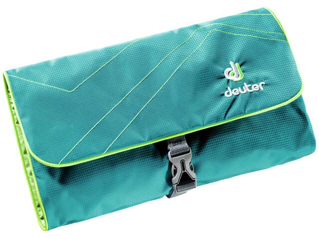 Deuter Wash Bag II Gepäckorganizer petrol-kiwi